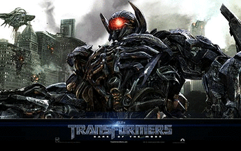 Transformers Dark of the Moon screenshot 6