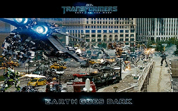 Transformers Dark of the Moon screenshot 8
