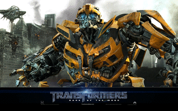 Transformers Dark of the Moon screenshot 9