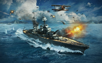 World of Warships screenshot 12