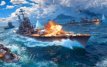 World of Warships screenshot 13