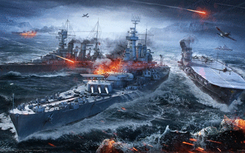 World of Warships screenshot 14