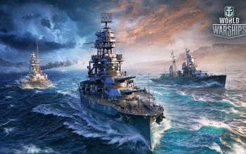 World of Warships screenshot 15