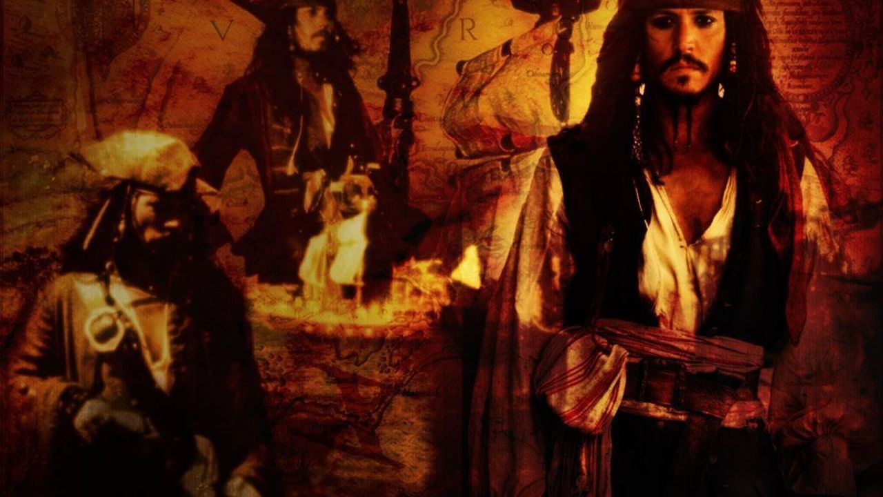 Pirates Of The Caribbean Wallpaper Free Wallpapers