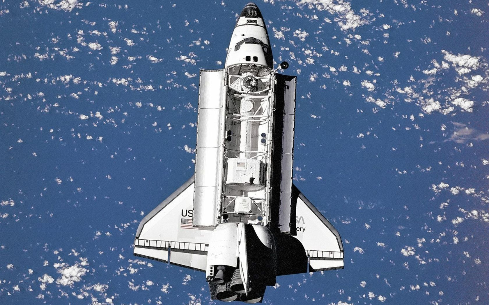 space shuttle discovery - 1024×600