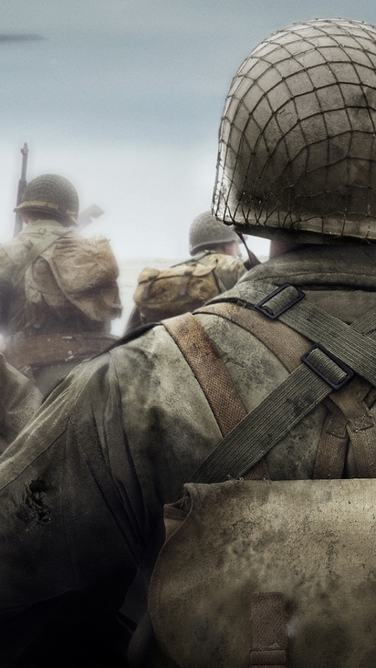 Call Of Duty Ww2 Wallpaper Free Wallpapers