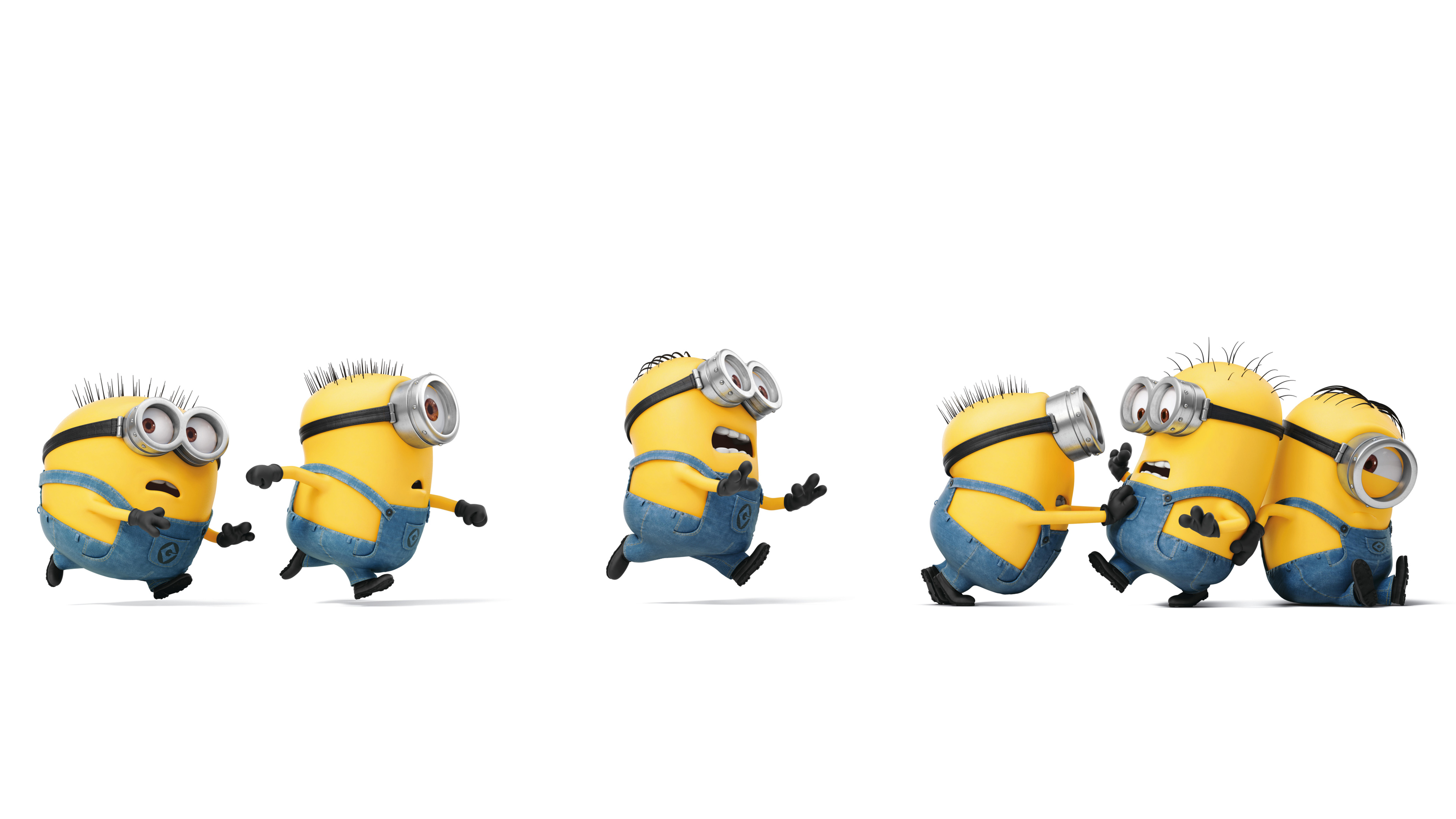 despicable me wallpaper minions 64 images - HD 3840×2160