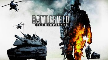 Battlefield 2 Bad Company wallpaper preview