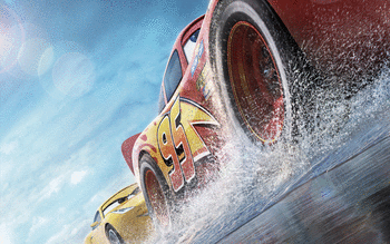 Cars 3 Pixar Animation screenshot