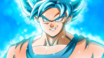Goku Dragon Ball Super 4k 8k Wallpaper Free Wallpapers