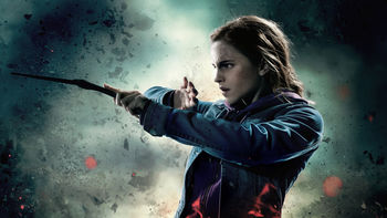 Hermione Harry Potter and the Deathly Hallows Part 2 screenshot