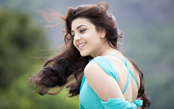 Kajal Aggarwal HD 5K screenshot