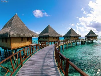 Rangiroa, Tuamotu Islands, French Polynesia  № 6970 без смс