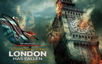 London Has Fallen 2015 Movie screenshot