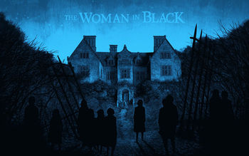 The Woman in Black Movie screenshot