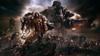 Warhammer 40K Dawn of War III 4K screenshot